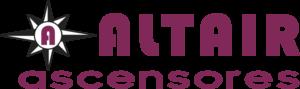 Logo Ascensores Altair